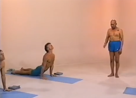 Primary Series with Sri K. Pattabhi Jois (Ashtanga Yoga video-memo )