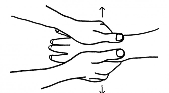 Mãozada – The Handshake: HWC hands massage manual !